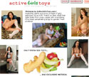 Active Girls Toys