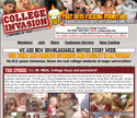 College Invasion