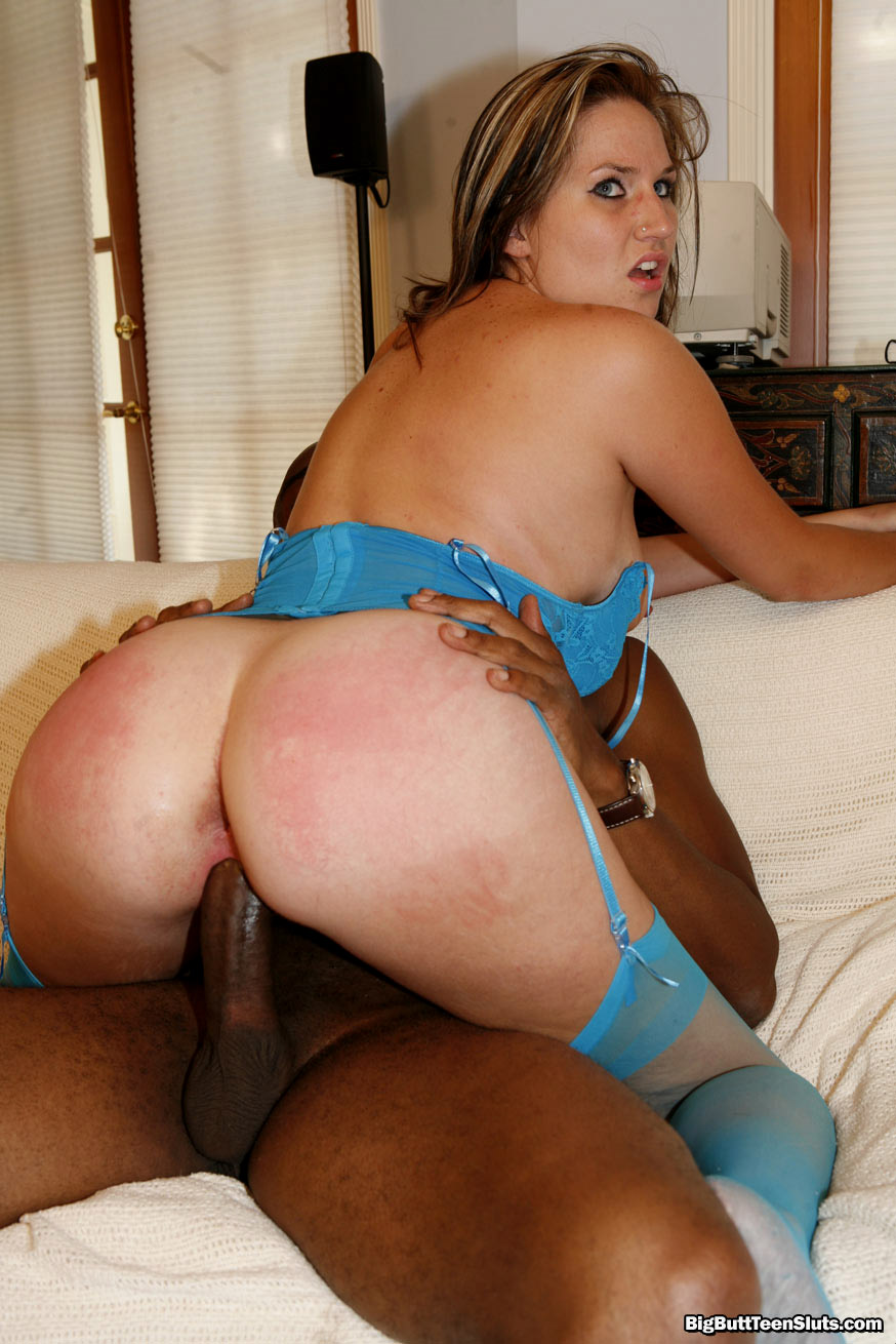 Big fat ass slut