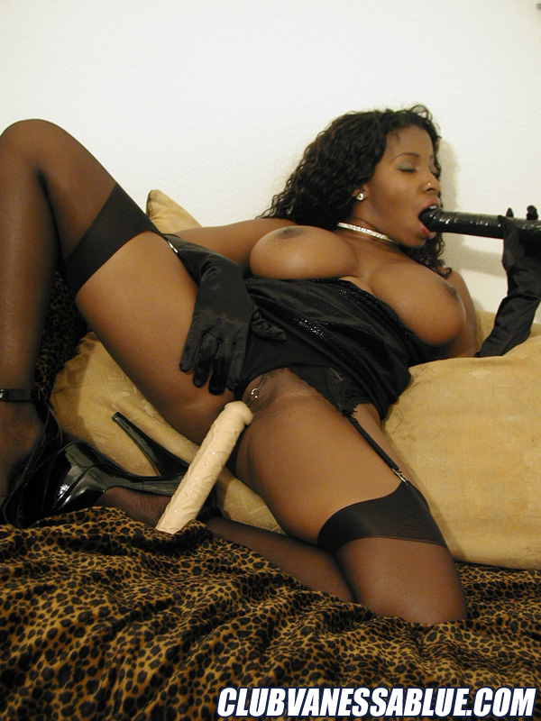 Vanessa Blue Black Reign 89