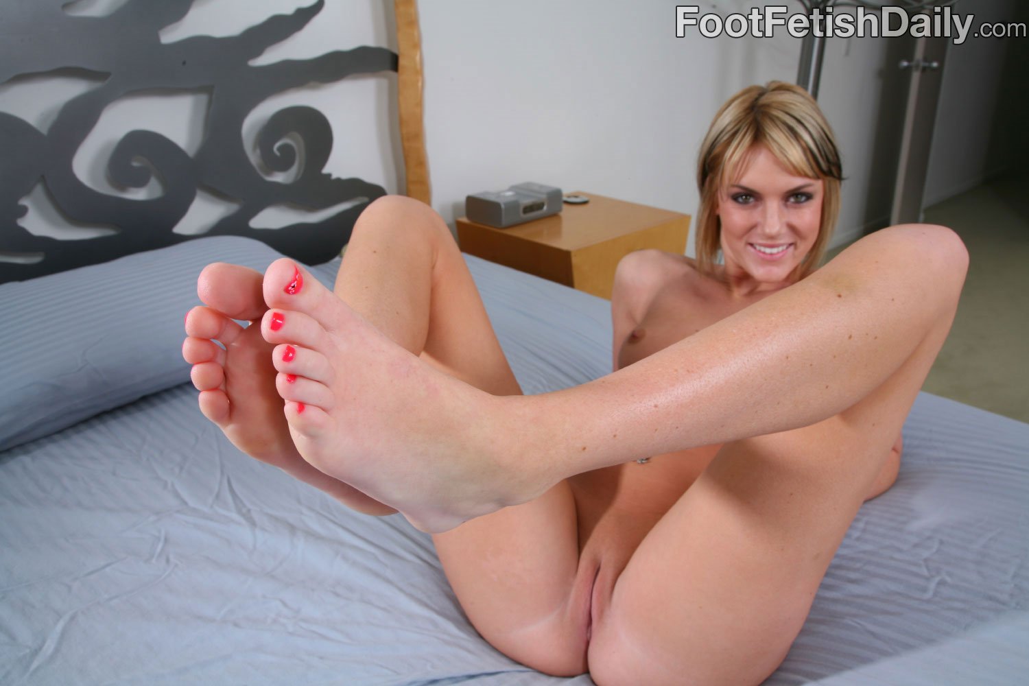 Teen foot fetish sex