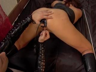 Latex Porno Video