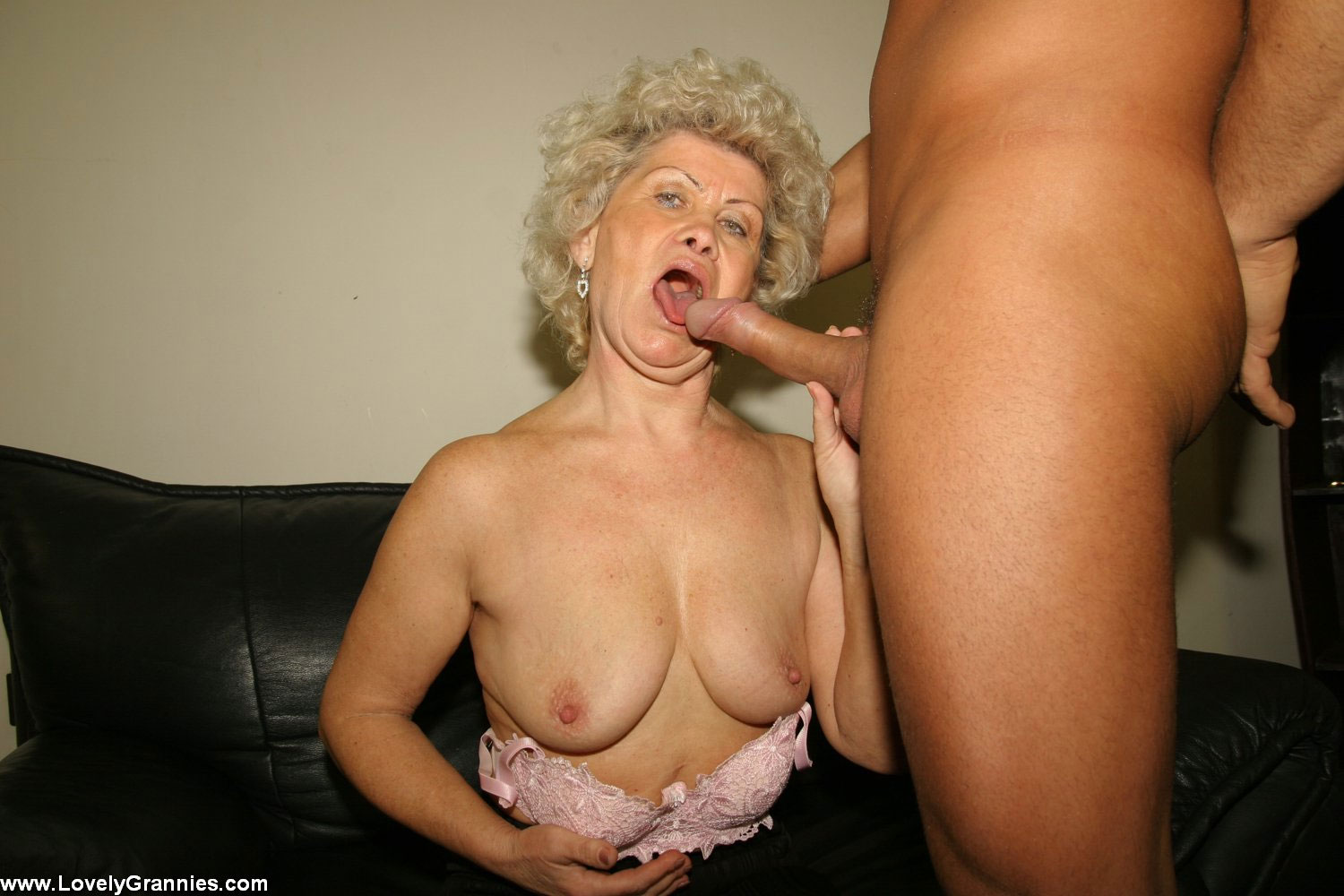 85 years old granny first anal sex - 5 1