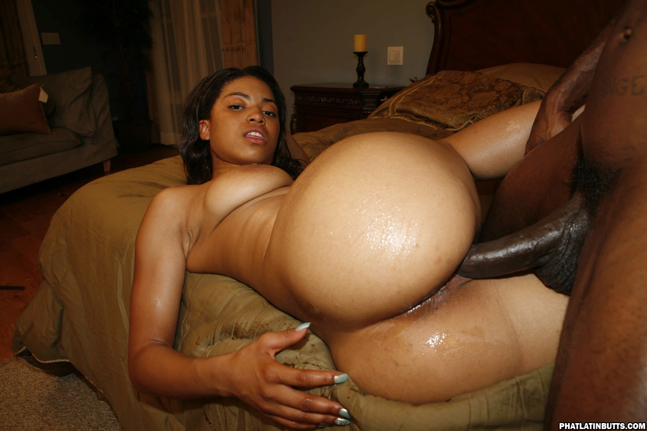 Phat ass ebony sex