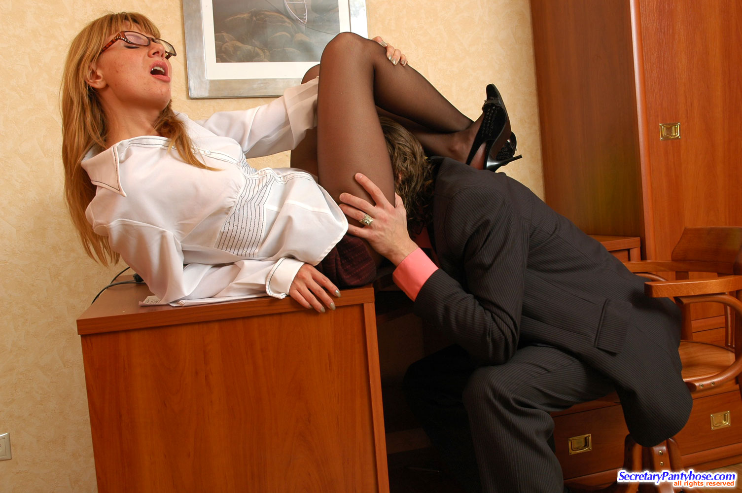 Black Secretary Fuck 3