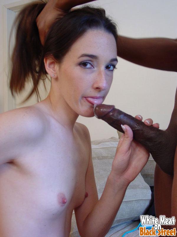 Consider, that katrina white on black street meat